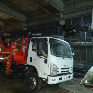 Обслуживание и ремонт автовышек NOVAS